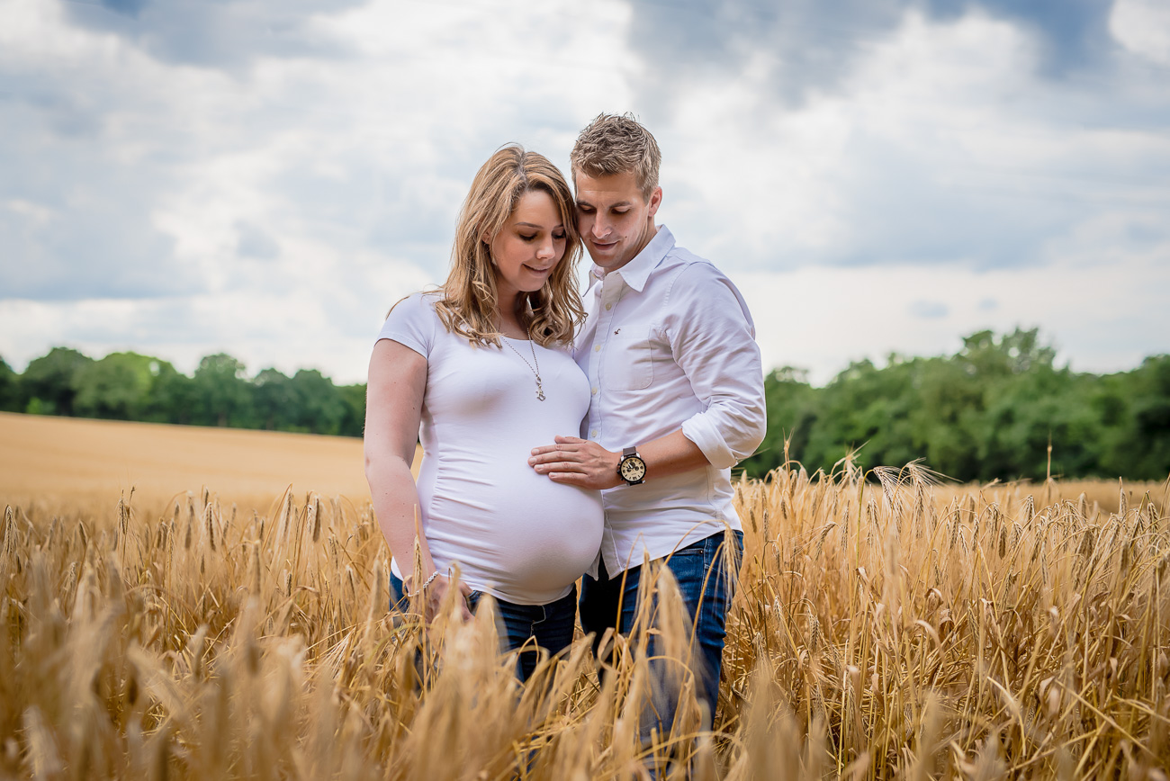Traumkind Fotos Babybauchshooting Essen - Babybauch-Shooting