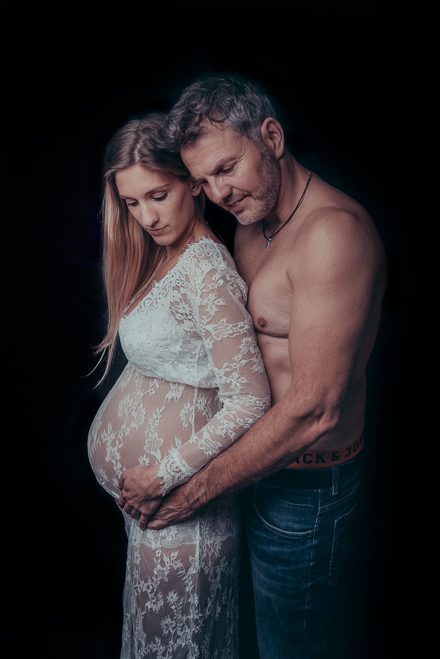 Traumkind Fotos Babyfotografie Essen 3 - Babybauch-Shooting